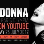 Madonnarnaque à l'Olympia