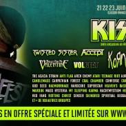 Hellfest 2013, les premiers noms et KISS à l'honneur